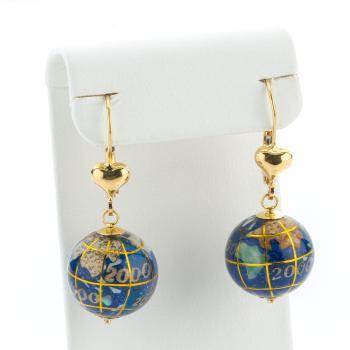 Ohrhänger aus 750er Gold